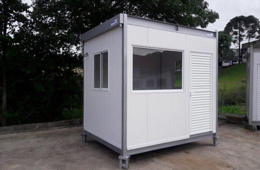 módulo habitável container nagawa