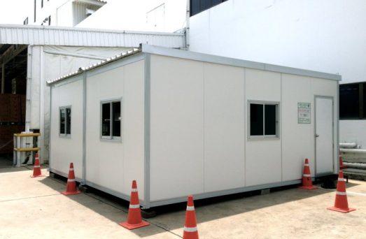 módulo habitável escritório nagawa