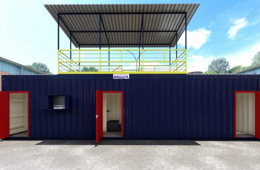 Container Treinamento