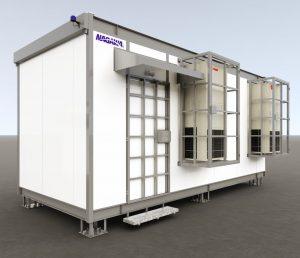 Shelter Nagawa 7m