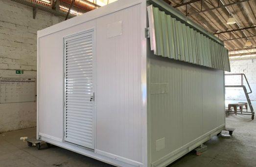 Shelter Nagawa